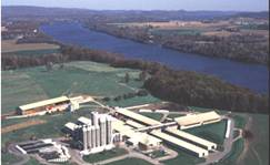 Bringing Dairy Forage Research Center Into Compliance