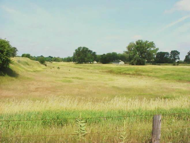 Badger Recreation Potential Limited by Residual Contamination