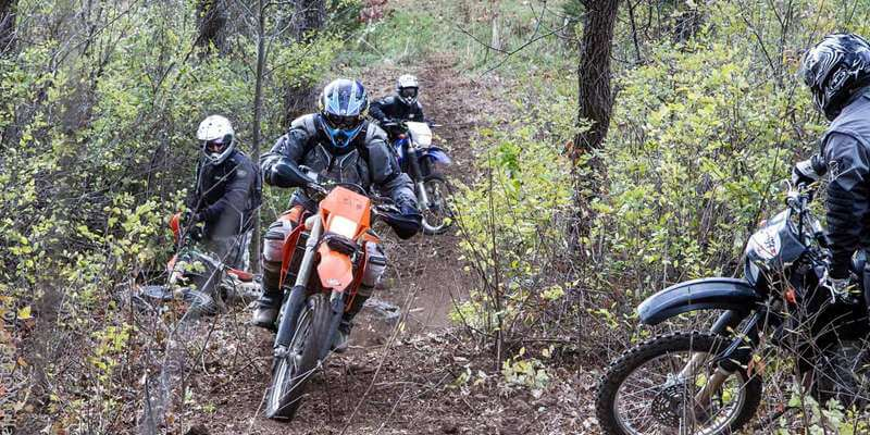 WDNR Keeps Motorcycles/Rockets in Badger Plan
